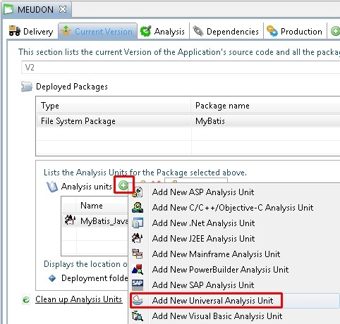 MyBatis 1 0 - CAST AIP Technologies - CAST Documentation