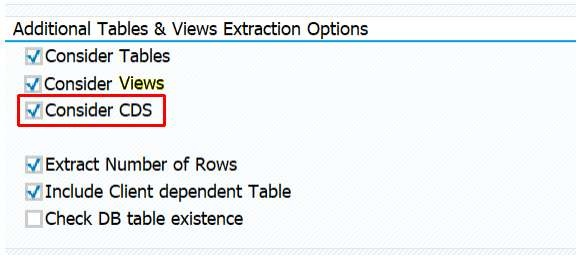 CAST SAP Extractor NG - SAP table and view extraction - CAST