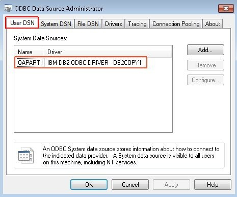 Test Db2 Connection From Windows